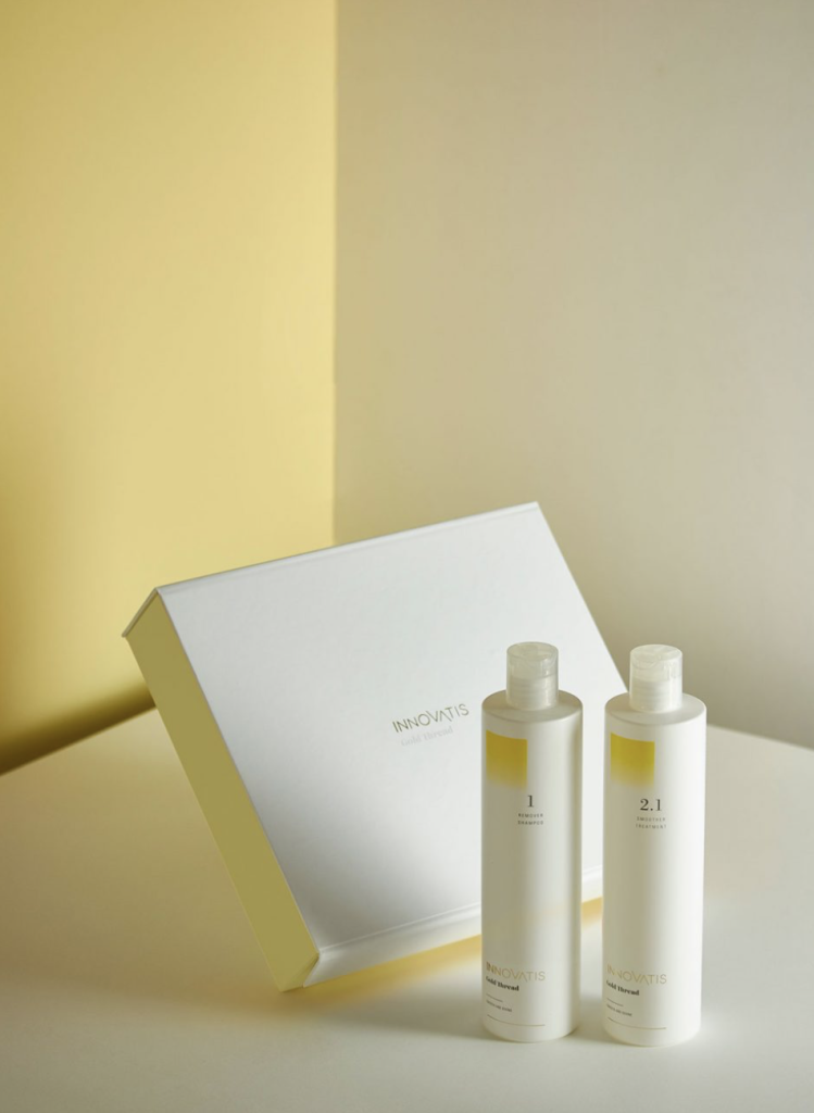 Innovatis - Gold Threat - Smoother Therapy