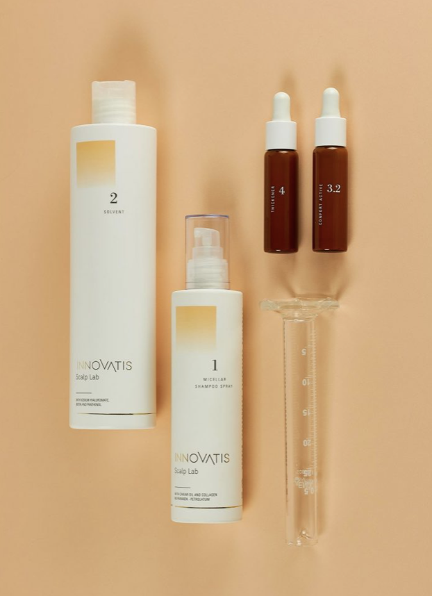 Innovatis - Scalp Lab - Confort therapy