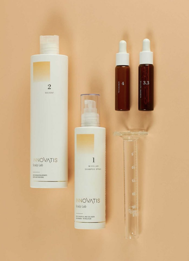 Innovatıs - Scalp Lab - Reborn Therapy