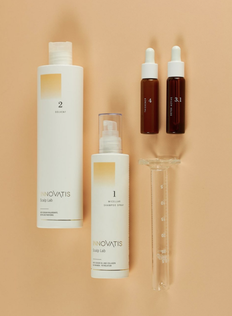 Innovatıs - Scalp Lab - Detox Therapy