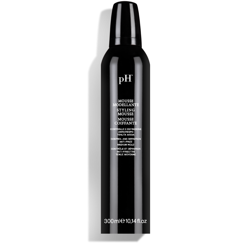 Styling Mousse - PH - Biogoien