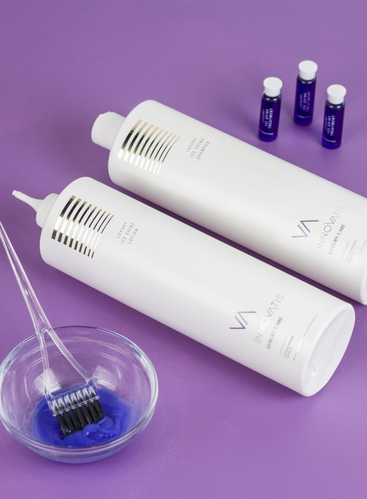 Luxury Ice Shine Therapy - Innovatis - Biogoien
